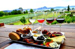entender el maridaje de vinos con cada comida